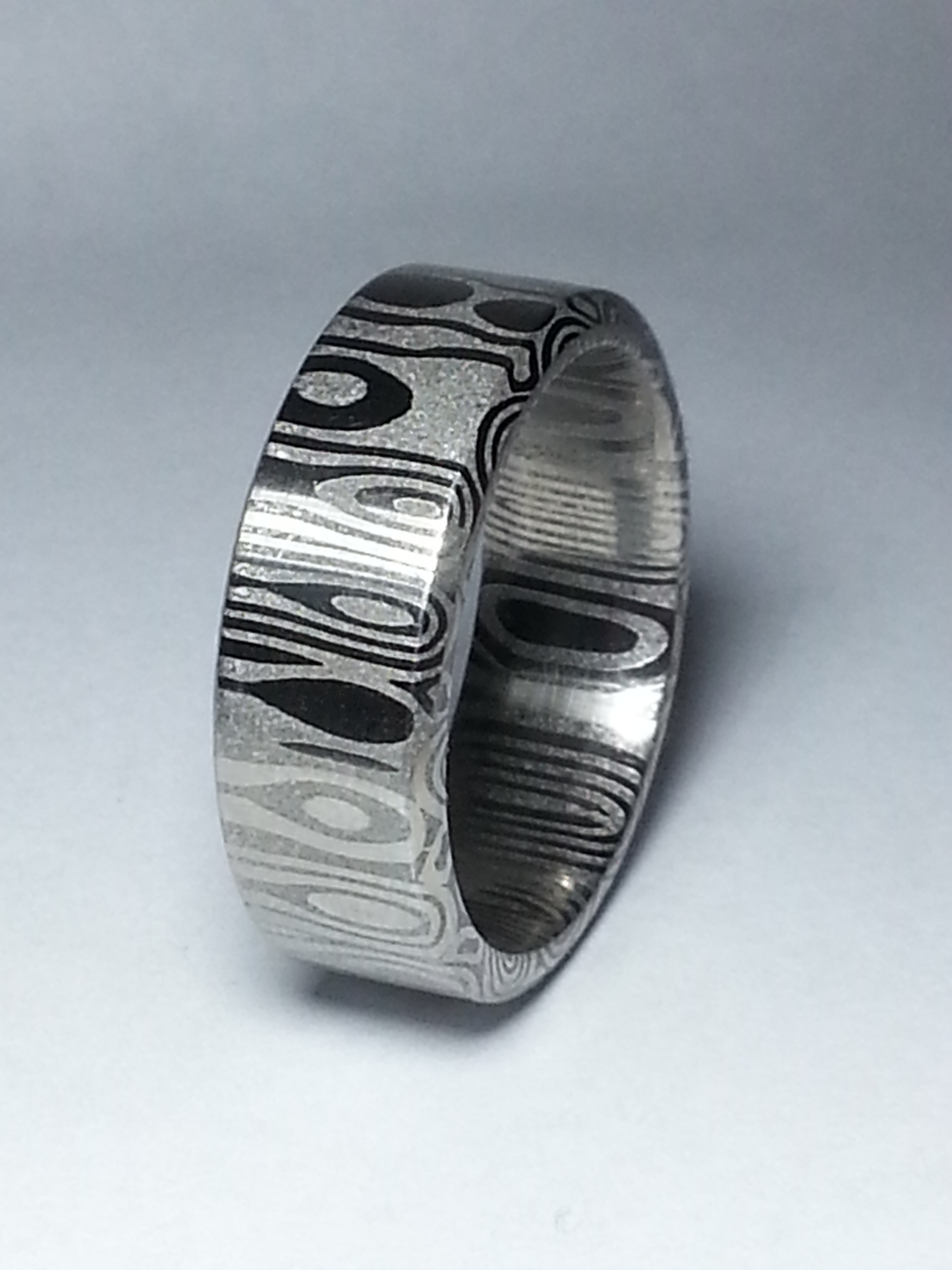 Damasteel Ring